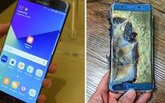 Còn gần 5.000 Samsung Galaxy Note 7 chưa thu hồi