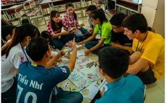 Bùng nổ với sinh viên trong dự án Kick-Off to Future của JCI Việt Nam