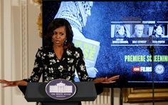 Bà Obama làm tổng thống, tại sao không?