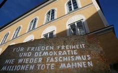 Áo sẽ phá hủy ngôi nhà nơi Hitler chào đời