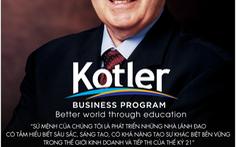 VietnamMarcom triển khai các chương trình đào tạo của GS.Philip Kotler tại Việt Nam.