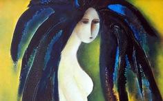 Ngắm tranh khoả thân của triển lãm Nude