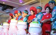 Cần Thơ tổ chức lễ cưới tập thể cho 21 cặp đôi