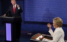 """Hillary Clinton: """"Trump chưa đủ trưởng thành để làm Tổng thống"""""""