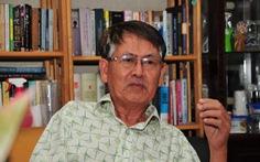 Nhà văn Lê Văn Thảo đã thong thả'lên núi thả mây'