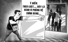 """Điểm nóng 360: """"Lục Vân Tiên"""" phòng vệ chính đáng"""