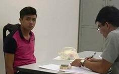 Khởi tố thanh niên đấm CSGT Hà Nội gãy răng