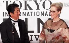Cổ Thiên Lạc, Ngô Diệc Phàm, Yesung đến Liên hoan phim Tokyo