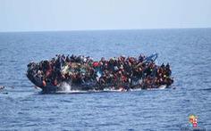 Số người tị nạn bỏ mình trên Địa Trung Hải tăng cao kỷ lục
