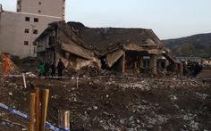 Trung Quốc: cả góc phố bị thổi tung, 10 người chết, 157 bị thương