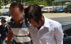 Di lý nghi phạm Châu Minh Nhân về Bà Rịa - Vũng Tàu