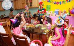 Tổ chức Sinh Nhật cho bé chỉ với 2 triệu đồng