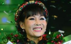 Hồng Vân là nữ quán quân đầu tiên Tiếng hát mãi xanh