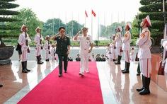 Tư lệnh Bộ tư lệnh Thái Bình Dương Hoa Kỳ thăm Việt Nam
