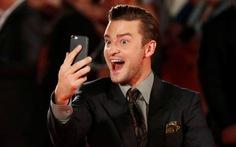 Justin Timberlake phạm luật vì selfie khi bầu cử tổng thống Mỹ?