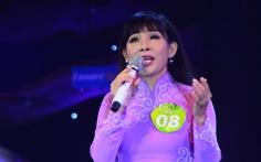Nghe quán quân Tiếng hát mãi xanh Hồng Vân hát nhạc Phạm Duy