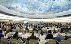 Nga thất bại trong cuộc bầu Hội đồng nhân quyền LHQ
