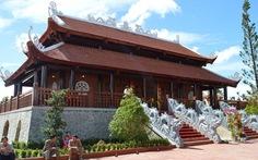 Khánh thành đình thờ anh hùng Nguyễn Trung Trực tại Phú Quốc