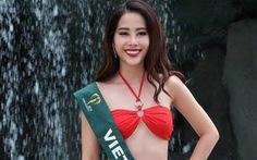 Hình ảnh khó quên trong hành trình Miss Earth của Nam Em