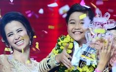 Nhật Minh đoạt quán quân The Voice Kids 2016