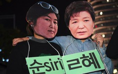 Audio 31-10:Người làm rung chuyển chính trường Hàn Quốc