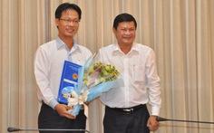 Ông Đậu An Phúc làm Phó Chủ tịch UBND Quận 12