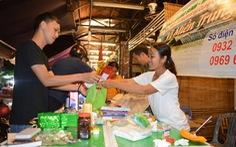 Bạn trẻ Phú Quốc bán rượu sim ủng hộ dân vùng lũ