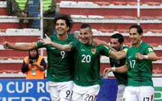 Điểm tin sáng 2-11: Bolivia bị xử thua hai trận ở vòng loại World Cup