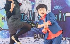 Xem MV mới của bé Ben Lee và Bảo An