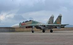 Đến căn cứ của tiêm kích đánh chặn tầm xa Su-27