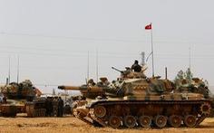 Đưa quân áp sát biên giới, Thổ Nhĩ Kỳ kêu Iraq 'bình tĩnh'