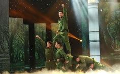 Hoán đổi: xem clip tình yêu người lính mang về giải nhất