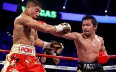 Đánh bại Vargas, Pacquiao vô địch WBO trong ngày trở lại