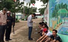 Điểm nóng 360: Học viên cai nghiện lại đập phá, trốn trại