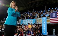 Bà Hillary tạm qua sóng gió