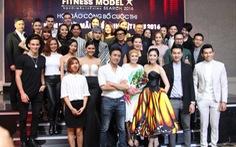 Phương Thanh và Khánh Thi làm giám khảo cuộc thi thể hình