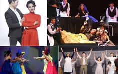 Nhạc kịch Việt có cổ tích, diễn bằng tiếng Anh và Broadway