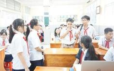Học sinh lớp 8 thuyết trình bằng tiếng Anh