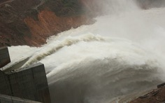 Hàng loạt hồ thủy điện, hồ thủy lợi xả lũ