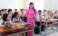 Nhà giáo trẻ tiêu biểu TP.HCM: Rèn trò học cách làm người