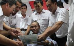 Xúc động buổi hội ngộ cựu binh Gạc Ma tại Đà Nẵng