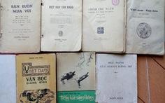 Đấu giá 7 cuốn sách quý hỗ trợ SV nghiên cứu Huế