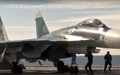 Audio 21-11:Những cuộc không kích của Su-33