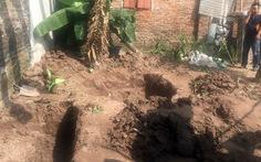 Vụ tìm thấy thi thể 2 cháu bé: Rúng động quê nghèo