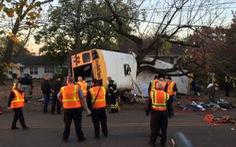 6 trẻ thiệt mạng trong tai nạn xe buýt Tennessee