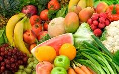 Rau quả sắc màu giúp tăng hoạt động não