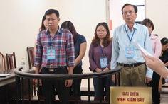 Tạm dừng phiên tòa xử cựu giám đốc Công ty Halico