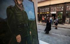 Mỹ không cử đoàn đại biểu chính thức sang viếng ông Fidel