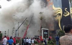 Cách chức cán bộ sau vụ cháy quán karaoke