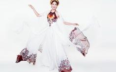 Hé lộ áo dài hoa khôi Diệu Ngọc dự Miss World 2016